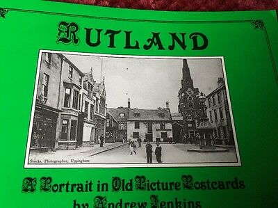 RUTLAND,  IN OLD PICTURE POSTCARDS, 1st Edition