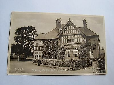 Shropshire Craven Arms Stokesey Castle Hotel