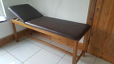 Examination Couch/Table, Adjustable - Doctor's, Massage, Physiotherapy, Beauty