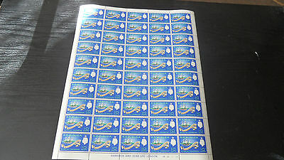 DOMINICA 1967 SG 206 10c  NATIONAL DAY SHEET OF 50 STAMPS MNH