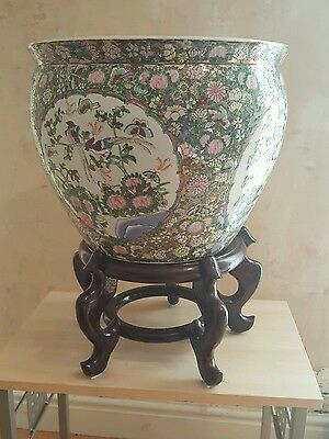 Chinese Jardiniere / Fish Bowl / Vase / Show home???