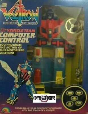 Voltron Defender of the Universe '80 Vintage – Vehicle Team Computer Control ...
