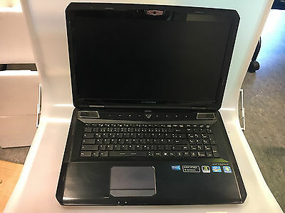 "Medion Erazer X7817 Gamer-Notebook, 17,3"", i7-3610QM, 16GB RAM, 750GB HDD"