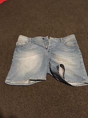 Country Road Denim Shorts - Size 10