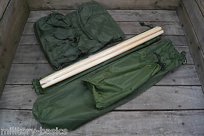 GB Moskitonetz f. Feldbett Insect Bar Mosquito Net original Army