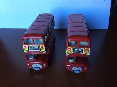 "Corgi No: 468 ""Routemaster Bus (OUTSPAN)"" - (Original 1970)"