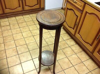 EDWARIAN PLANT STAND, nice.