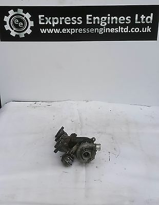 Audi A3 Vw Golf 2004 1.9 Diesel Turbocharger And Manifold