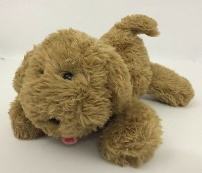 "1996 Eden Pal Puppy Dog Plush Toy 11"" Arthur's Dog PBS Kids Marc Brown"
