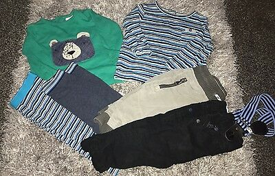Baby Boys Next Bundle 3-6 Months