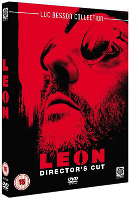 Leon: Director's Cut DVD (2009) Gary Oldman, Besson (DIR) cert 15 Amazing Value