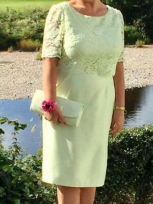 Jacques Vert Mother Of The Bride Dress (size 14  - 16)