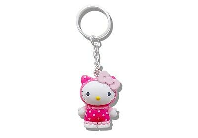 Hello Kitty Strawberry Scented 3D Keyring - Official