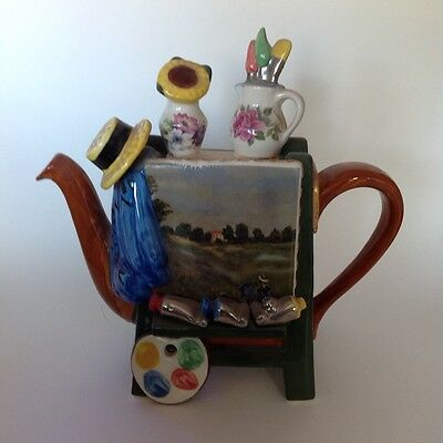 Tony Carter decorative teapot