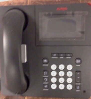Avaya 9621G Business Office IP VoIP Phone Telephone