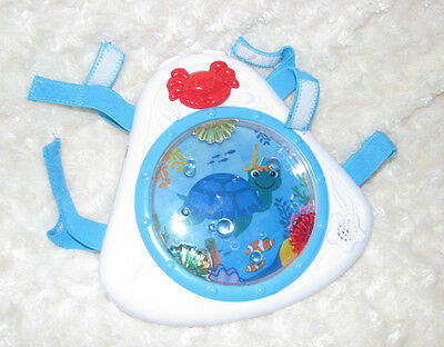BABY EINSTEIN REPLACEMENT PLAY ACTIVITY MAT TOY NEPTUNE LIGHT UP MUSICAL SOOTHER