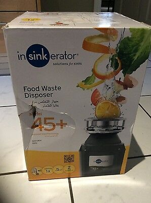 ISE Waste Disposal Unit 45+ - New, boxed.