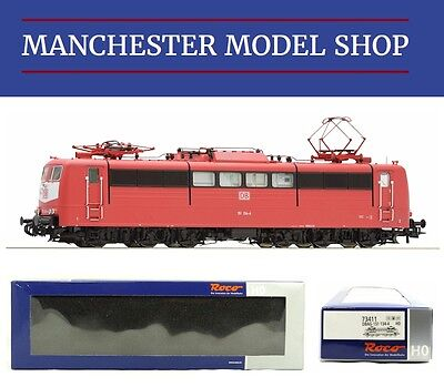 """Roco 73411 HO 1:87 Electric locomotive BR 151 DB AG """"DCC SOUND"""" NEW BOXED"""
