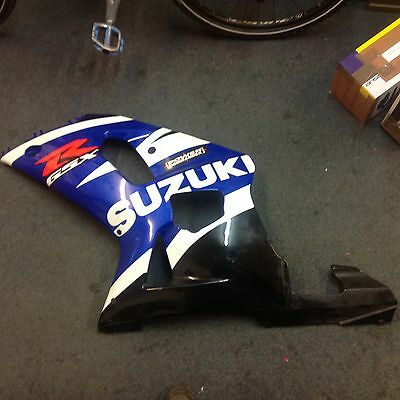 SUZUKI GSXR 600 750 k1 k2 k3 00-03 genuine left side fairing body panel