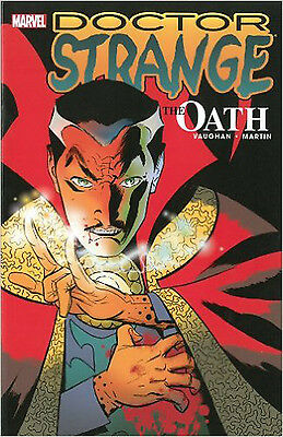 Doctor Strange: The Oath (Dr. Strange), New, Brian K Vaughan, Marcos Martin Book