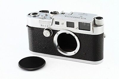 """""""Very RARE""""  YASHICA YF Range Finder camera, """"MINT+"""" From Japan."""