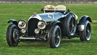 1925 Bentley 3/8 litre Supercharged special