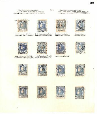 g440-Venezuela – Collection Mint & Used