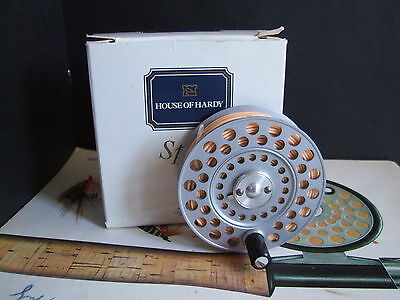 Hardy Featherweight spare spool + DT3F Line