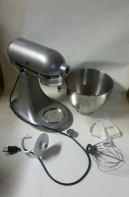 Kitchenaid Classic Plus 45 Qt Stand Mixer classic plus series 4.5-quart tilt-head stand mixer cooking, white