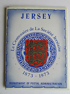 1973 Jersey Department of Postal Administration stamps MNH
