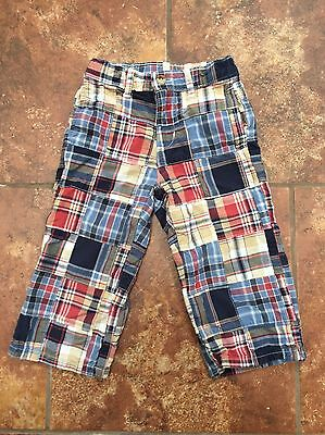 Janie And Jack Plaid Pants Size 18 To 24 Months