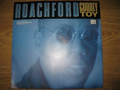 Roachford Cuddly Toy 12 inch vinyl record original 1989 release in picture sleev