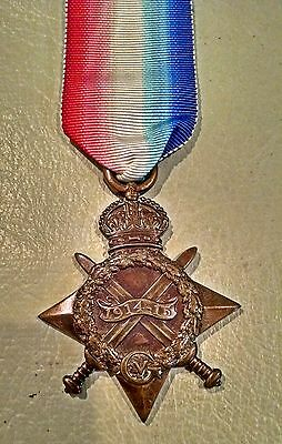 British World War I 1914-15 Star To Irish Guards Twice Wounded - Lots Documents