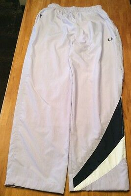 Vintage Fred Perry Tracksuit Bottoms,large