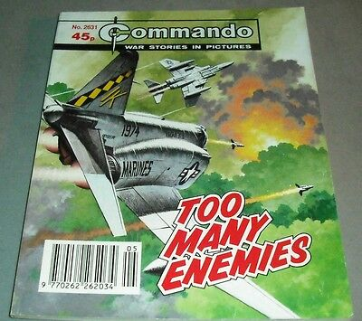 Commando issue number 2631.