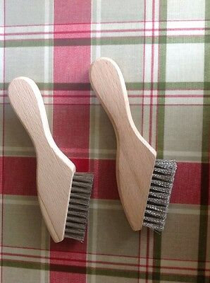 Stainless Steel Wire Brushes With Beach Handles
