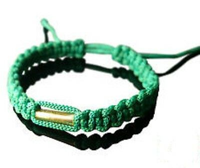 Handmade Blessed Buddhist Wristband Made with Love for Good Karma.