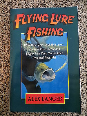 Flying Lure Fishing 147  pages 1994