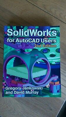 Solidworks for AutoCAD Users by David Murray, Gregory Jankowski (Paperback, 199…