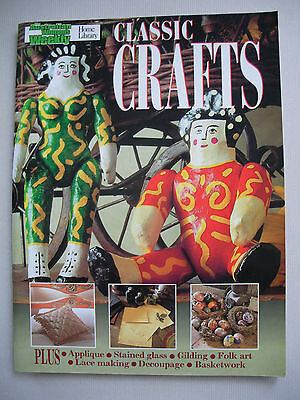Australian Womens Weekly - Classic Crafts - Practical Craft Book