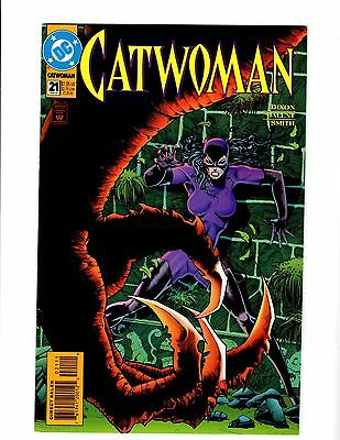 Catwoman #21 (DC, June 1995)