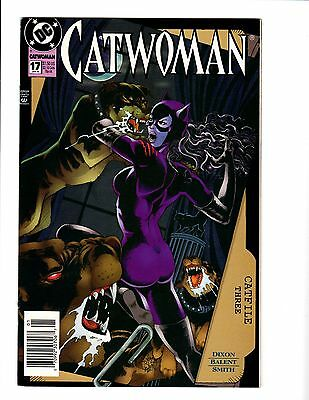 Catwoman #17 (DC, January 1995)