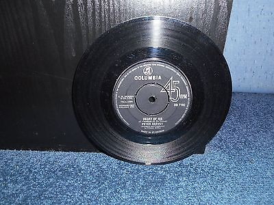 """7"""" 45rpm Peter Harvey - Heart Of Ice / A Trace Of Heartache"""