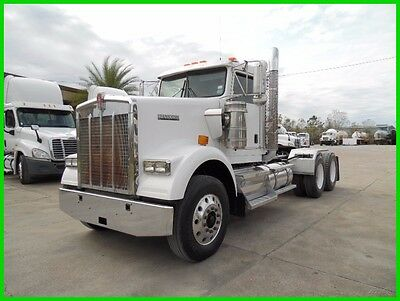 2009 Kenworth W900 DayCab Used