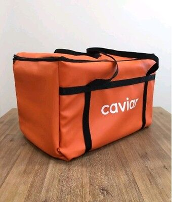food delivery bag CAVIAR Insulated large Bag