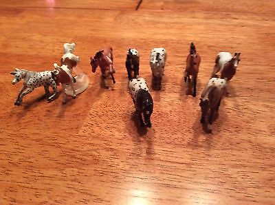 Breyer Mini Whinnies Lot of 9
