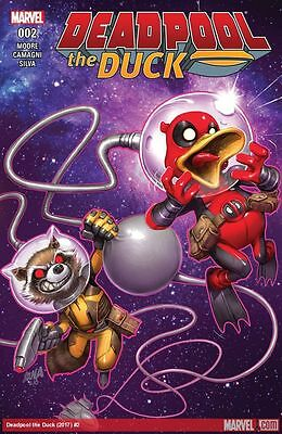 Deadpool the Duck #2 [2017] - DIGITAL CODE ONLY