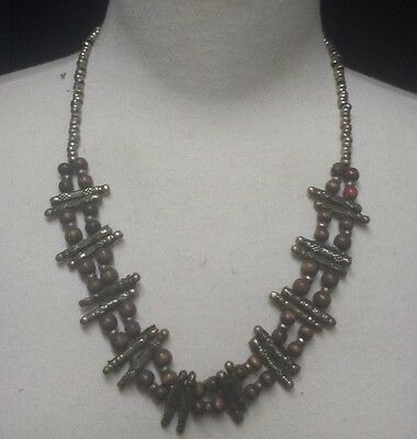 Handmade Authentic Tribal Vintage Afghanistan Necklace