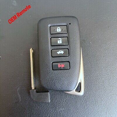 6d50367b217d SCYTEK 5 BUTTON Factory OEM KEY FOB Keyless Entry Remote Alarm ...