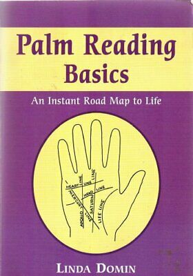 Palm Reading Basics, Linda Domin Paperback Book The Cheap Fast Free Post